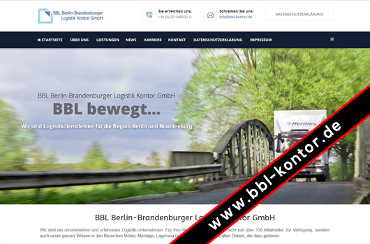 BBL Berlin-Brandenburger Logistik Kontor GmbH